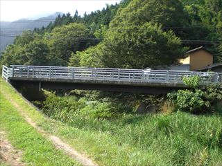 蔵木側道橋
