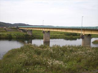 向横田大橋