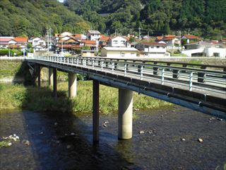 法師橋(歩道)