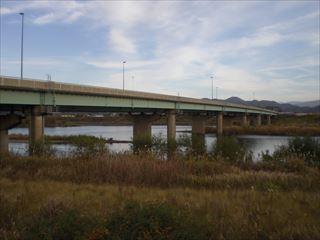 高津川側道橋